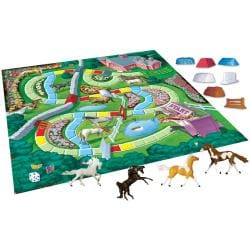 Poof-Slinky 'My Horse Show' Game