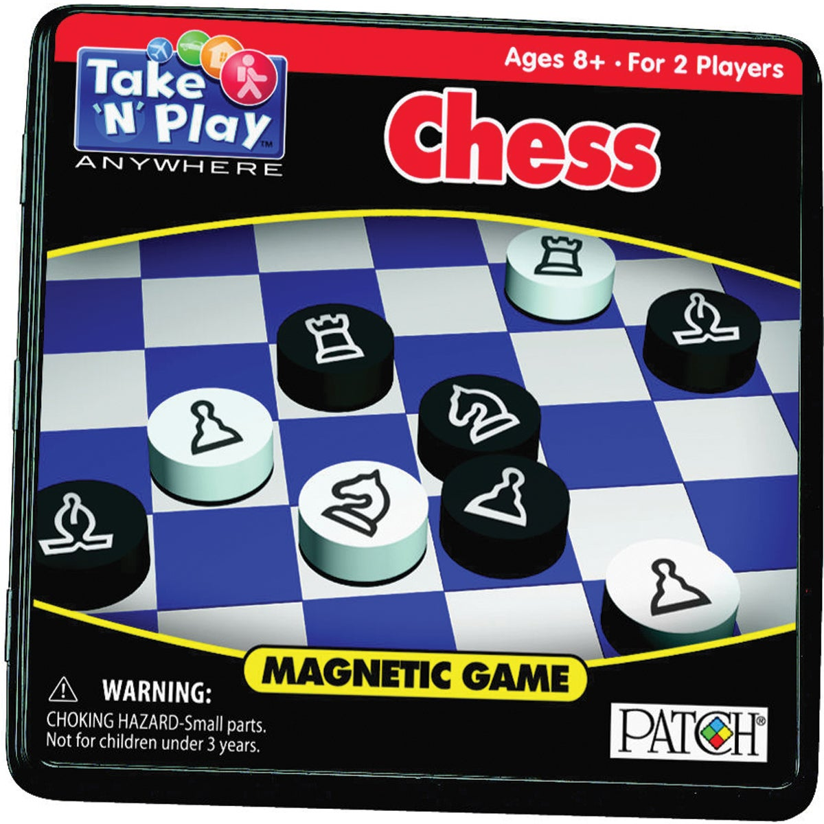 Patch Products Chess Game