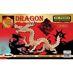 3D Dragon 148 -pieceJigsaw Puzzle
