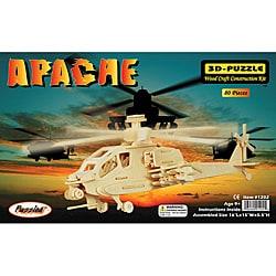 3D Apache 80-piece Jigsaw Puzzle