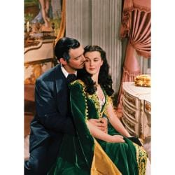 'Gone With The Wind' 1000-piece Jigsaw Puzzle
