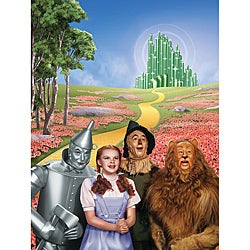 'Wizard Of Oz' 1000-piece Jigsaw Puzzle