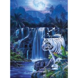 Masterpieces 'Moonlit Tiger' 500-piece Jigsaw Puzzle