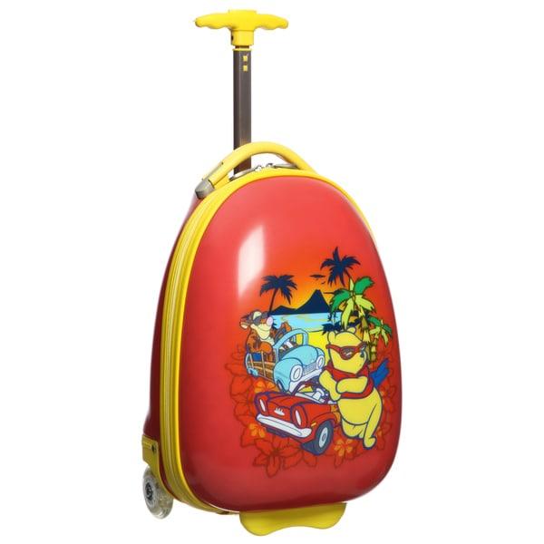 Disney By Heys 'Pooh Cruzer' 18-inch Carry-on Upright