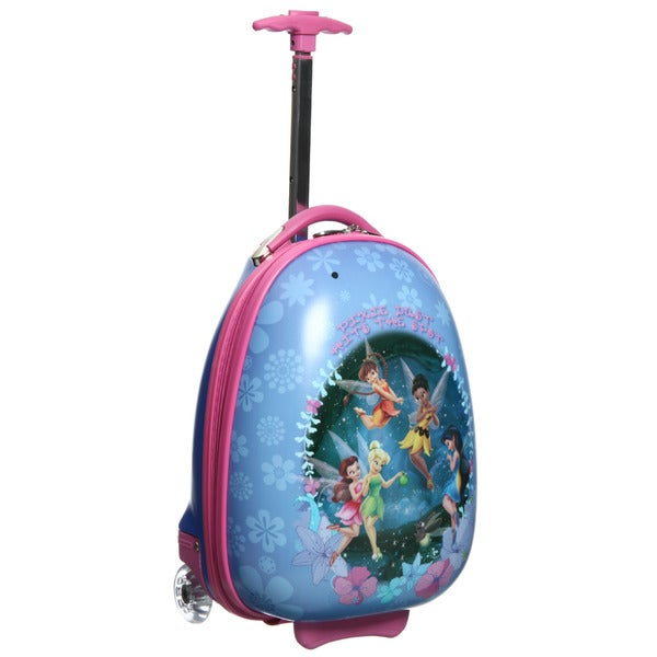 Disney By Heys 'Fairies Pixie Dust' Carry-on Rolling Upright