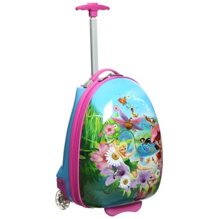 Disney by Heys 'Fairies Imagination in Flight' 18-inch Hardside Carry On Upright