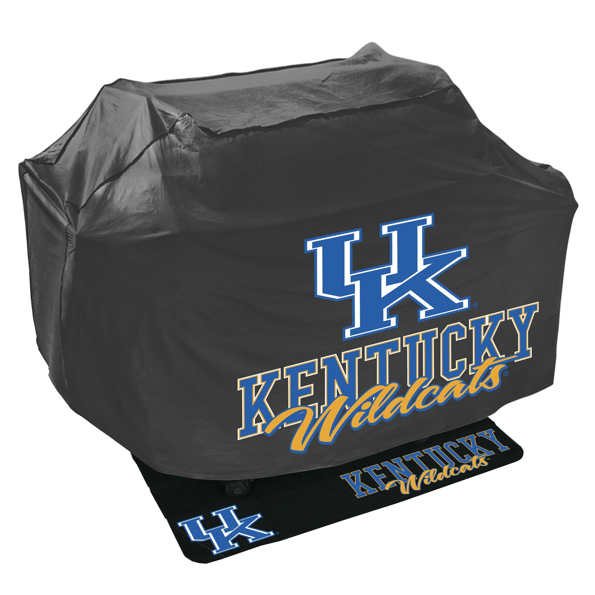 Kentucky Wildcats Grill Cover and Mat Set
