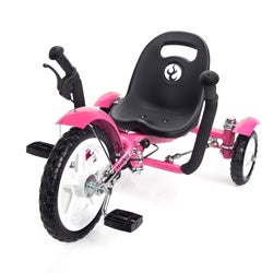 Mobo Tot Toddler's Pink Ergonomic 3-wheeled Cruiser