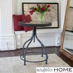 angelo:HOME Gears Bistro Side Table
