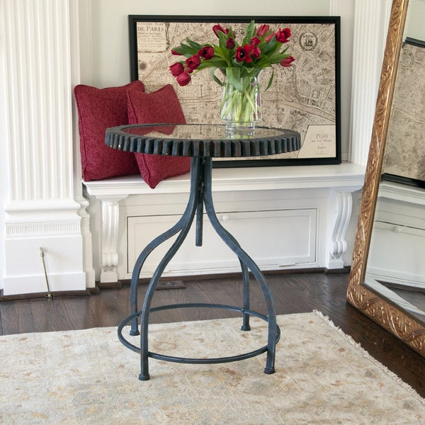 Upton Home angelo:HOME Gears Bistro Side Table
