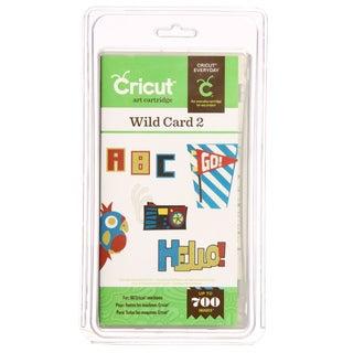 Cricut 'Wild Card 2' Cartridge