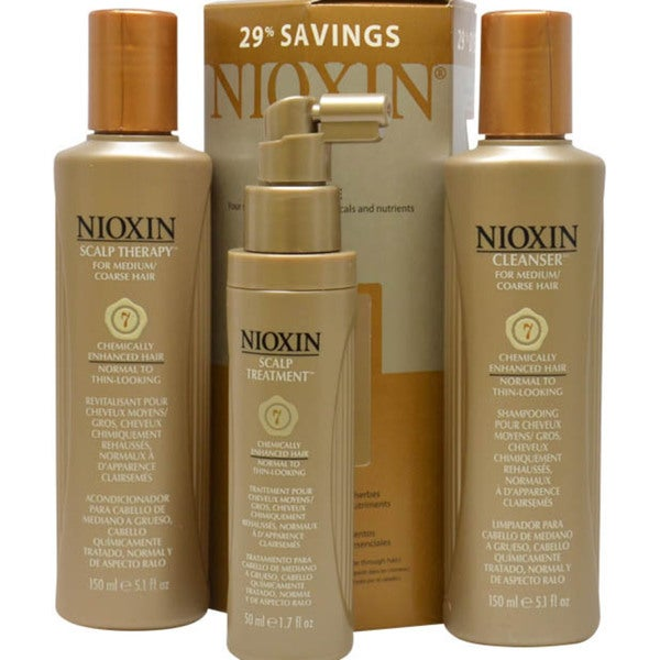 Nioxin Thinning Hair 3-Piece Kit