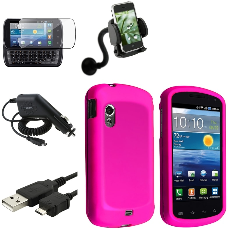 Case/ Protector/ Charger/ Cable/ Holder for Samsung Stratosphere i405