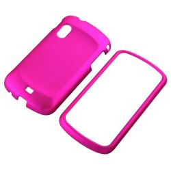 INSTEN Pink Phone Case Cover/ Protector/ Stylus for Samsung Stratosphere i405