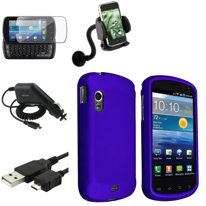 Case/ Protector/ Charger/ Holder/ Cable for Samsung Stratosphere i405