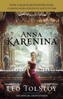 Anna Karenina: The Official Tie-in Edition (Paperback)