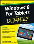 Windows 8 for Tablets for Dummies (Paperback)