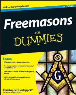 Freemasons for Dummies (Paperback)