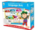 Language Arts File Folder Game, Grade K (Game)