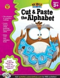 Cut & Paste the Alphabet (Paperback)