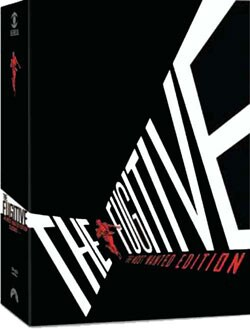 The Fugitive: Complete Series (The Most Wanted Edition) (DVD)