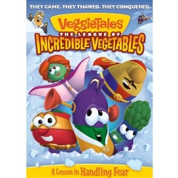 League of Incredible Vegetables (DVD)