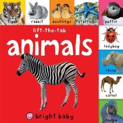 Animals (Board book)