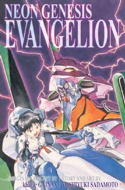 Neon Genesis Evangelion 1: 3-in-1 Edition (Paperback)