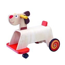 Wonderworld Toys Ride on Puppy