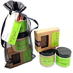 Karess Krafters Hazelnut Mocha Bath & Body Handmade Gift Set