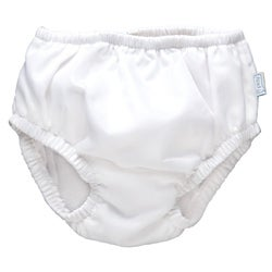 iPlay Ultimate White Swim Diaper