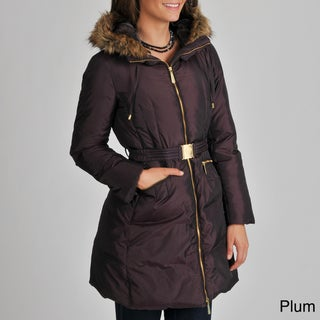 Vince Camuto Women's Down-filled Darted Coat