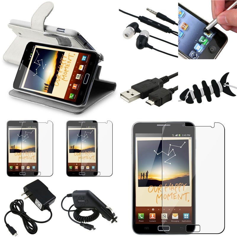Case/ Protector/ Cable/ Charger/ Headset for Samsung Galaxy Note N7000