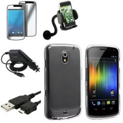 Crystal Case/Protector/Cable/Charger/Holder for Samsung Galaxy Nexus i9250