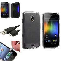Clear Case/ Protector/ Cable/ Stylus for Samsung Galaxy Nexus i9250