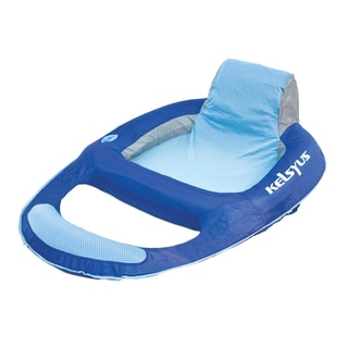 K Blue 'Floating Lounger'