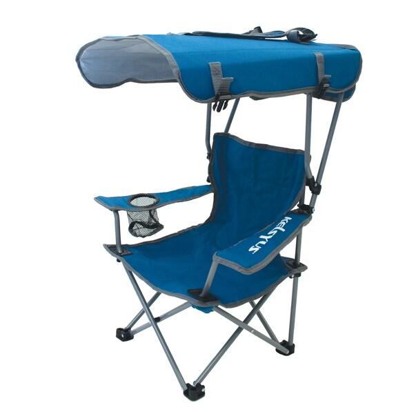 K Blue/Grey 'Kid's Canopy' Chair