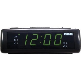 RCA RC105 Desktop Clock Radio