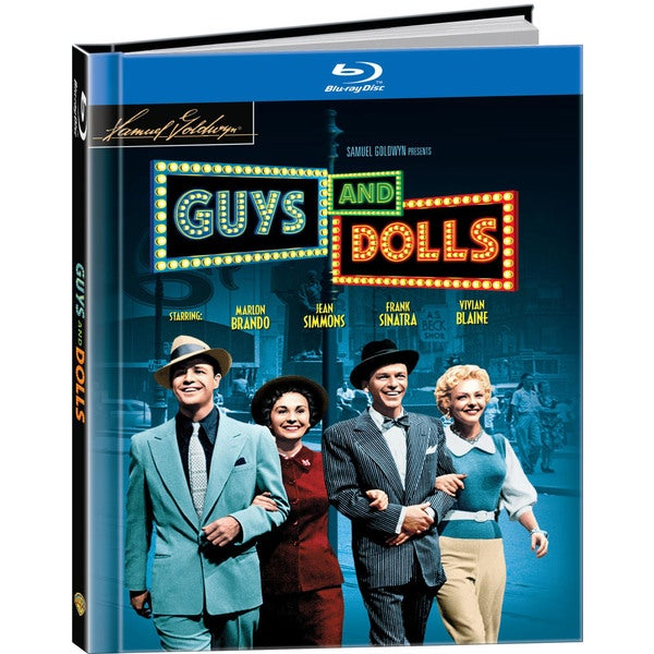 Guys and Dolls DigiBook (Blu-ray Disc) 9421337