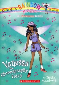 Vanessa the Choreography Fairy (Paperback)