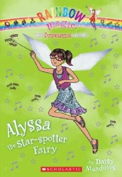Alyssa the Star-Spotter Fairy (Paperback)