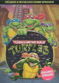Teenage Mutant Ninja Turtles Vol 1 (DVD)