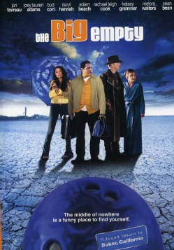 The Big Empty (DVD)