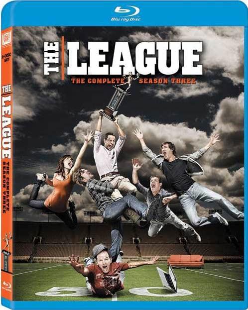 The League Season 3 (Blu-ray Disc)
