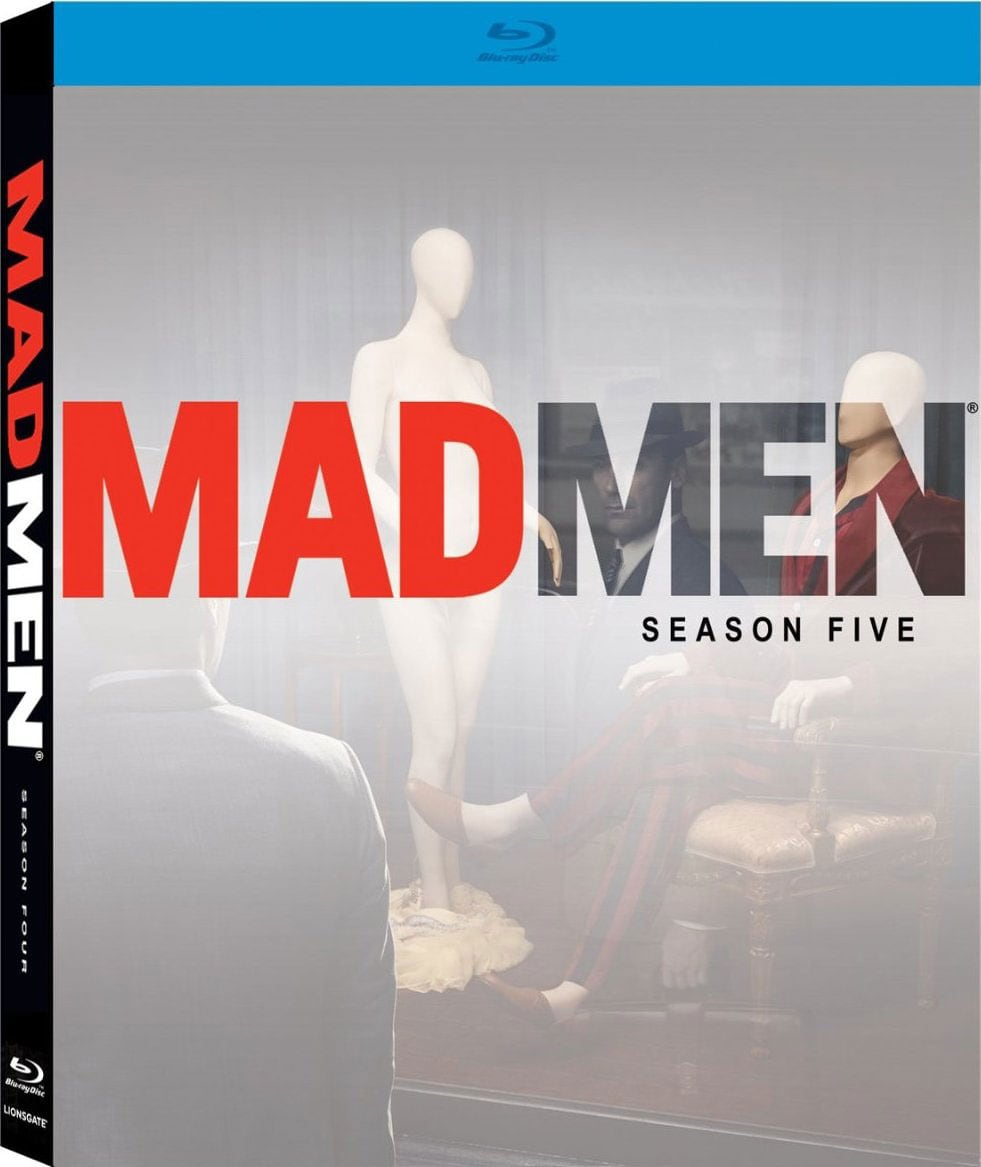Mad Men - Season 5 (Blu-ray Disc)