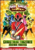 Power Rangers Super Samurai: Christmas Together, Friends Forever (DVD)
