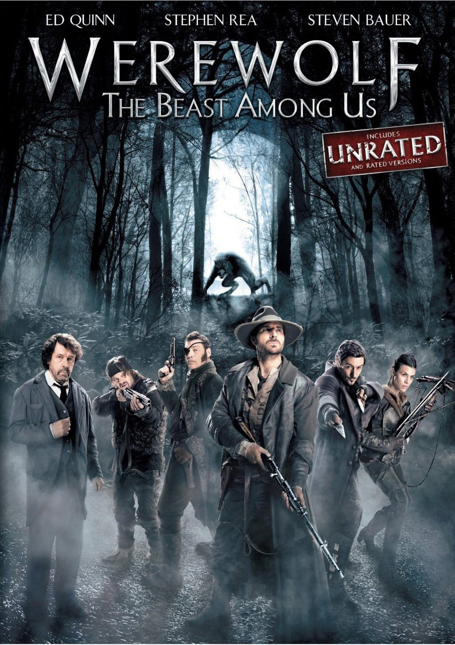 Werewolf: The Beast Among Us (DVD)