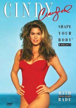 Cindy Crawford - Shape Your Body Workout (DVD)