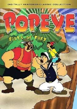 Popeye: Fists Of Fury (DVD)