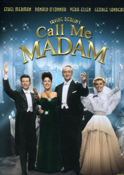 Call Me Madam (DVD)
